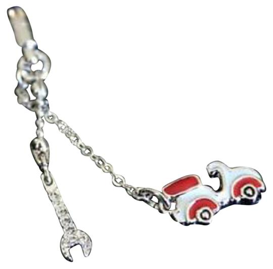 Preload https://img-static.tradesy.com/item/20510154/swarovski-silver-new-edison-scooter-car-cell-phone-charm-tech-accessory-0-2-540-540.jpg