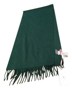 Vineyard Vines Vineyard Vines Kelly Green Cashmere Charleston Scarf