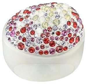 Swarovski NEW Authentic SWAROVSKI CRYSTAL Opaline RING 52/S 6 w/Box