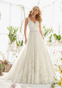 Mori Lee 2821 Wedding Dress