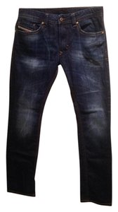 Diesel Skinny Jeans-Medium Wash