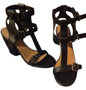 Seychelles black Sandals