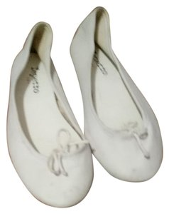 Repetto White Flats