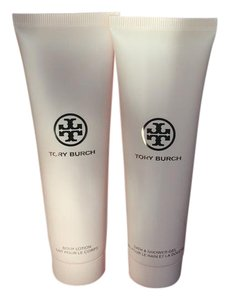 Tory Burch body lotion & shower gel