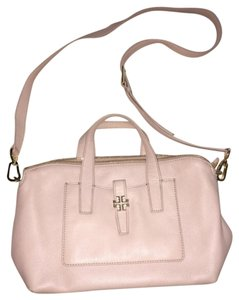 Tory Burch Tote Satchel in light oak