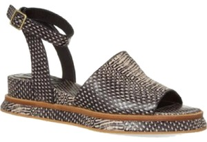 Dries van Noten Black Sandals