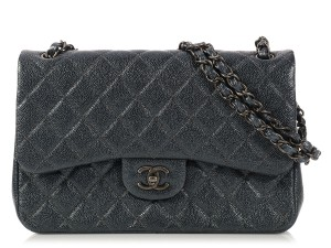 Chanel Quilted Cc Ch.k1102.03 Leather Shoulder Bag
