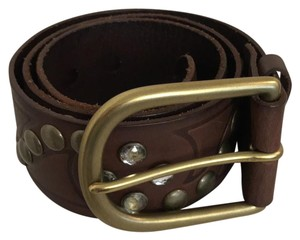 Linea Pelle studded belt