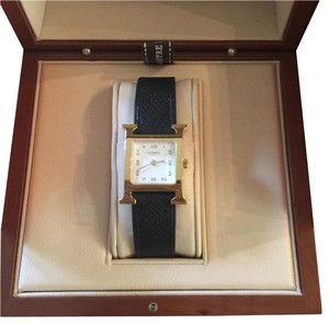 Herms Hermes Heure H PM watch