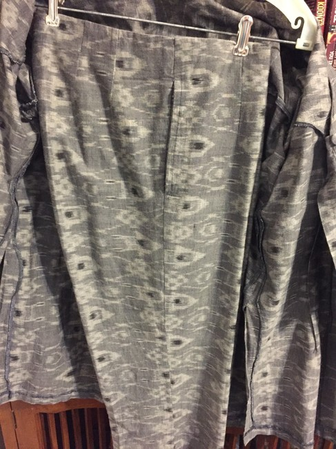 Other GREY THREE PIECE PANT SUIT TWO JACKETS LINED SIZE 8 COTTON WAHSABLE Image 2