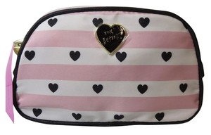 Betsey Johnson Betsey Johnson Be Mine Large Loaf Cosmetic Bag