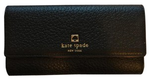 Kate Spade NEW Kate Spade Southport Avenue Sandra Leather Wallet & Clutch.