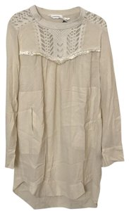 Étoile Isabel Marant short dress cream on Tradesy