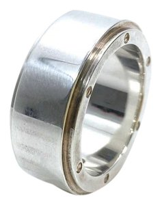 Tiffany & Co. Tiffany Men's Sterling Silver Metropolis Ring Size 6.5