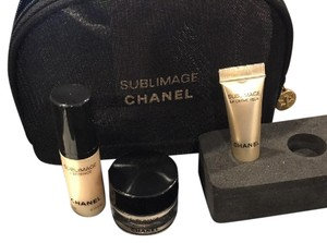 Chanel travel set
