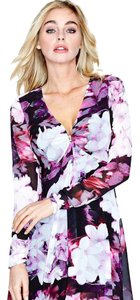 Violet Maxi Dress by Marciano Romantic Gown Lo Floral