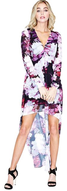 Violet Maxi Dress by Marciano Romantic Gown Lo Floral Image 1