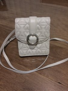 Brighton Organizer Mini Leather Cross Body Bag