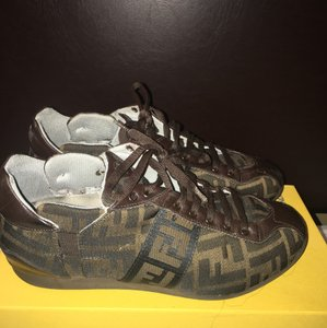 Fendi brown Athletic