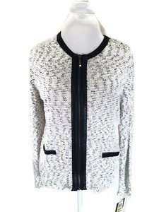 Alfani Medium Zip Sweater