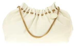 Stella McCartney Noma Ivory Hobo Bag