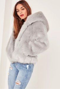 Missguided Fur Coat