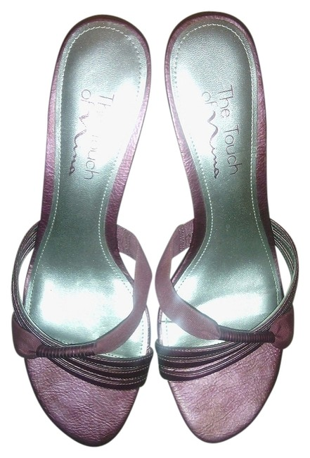 Item - Light Purple Fashionable Prom Sandals Size US 8 Regular (M, B)