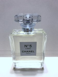 Chanel CHANEL NO 5 - L'EAU - 3.4 OZ - EAU DE TOILETTE PERFUME SPRAY