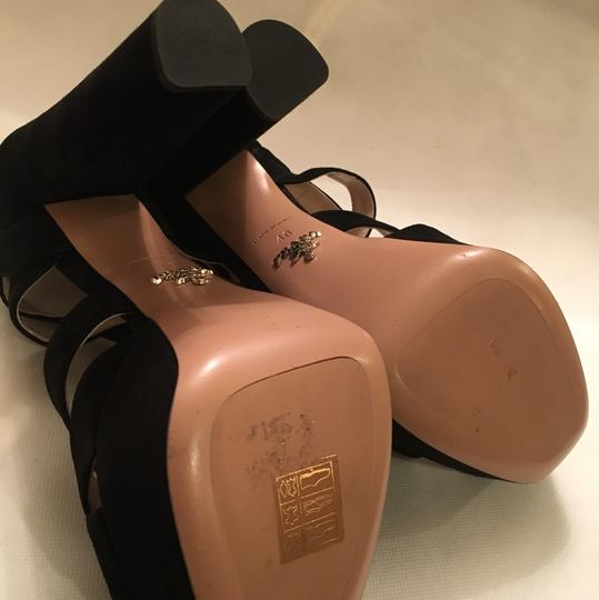 Prada black Platforms Image 4