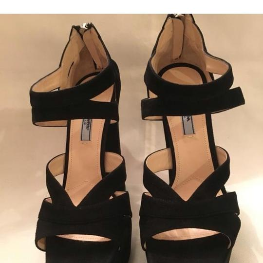 Prada black Platforms Image 5