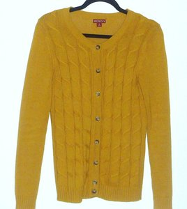 Merona Cable Button Big Bang Theory Cardigan