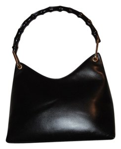Gucci Dressy Or Casual Great Everyday Purse Mint Vintage Gold Hardware Hobo Bag