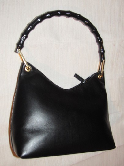 Gucci Dressy Or Casual Great Everyday Purse Mint Vintage Gold Hardware Hobo Bag Image 10