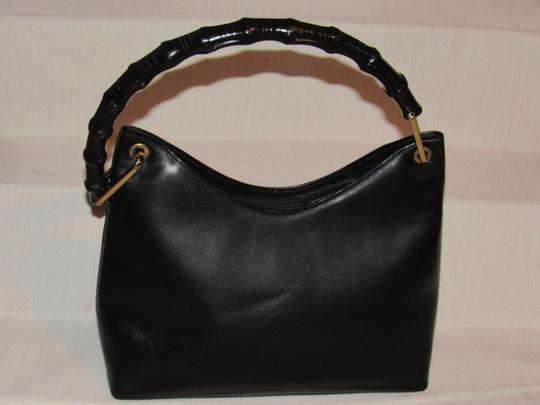 Gucci Dressy Or Casual Great Everyday Purse Mint Vintage Gold Hardware Hobo Bag Image 6