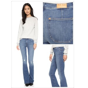 MiH Jeans Flare Leg Jeans