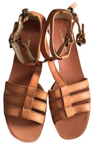 Via Spiga brown/ camel Sandals