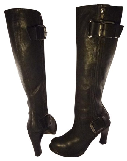Preload https://img-static.tradesy.com/item/20512296/vera-wang-lavender-label-black-sexy-knee-high-buckles-dual-zippers-bootsbooties-size-us-6-regular-m-0-1-540-540.jpg