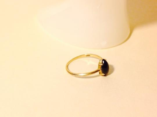 Unknown 14k Onyx Ring