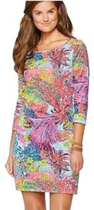 Lilly Pulitzer short dress Multi. on Tradesy