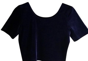 American Apparel Top Royal Navy