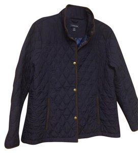 Lands' End navy Jacket
