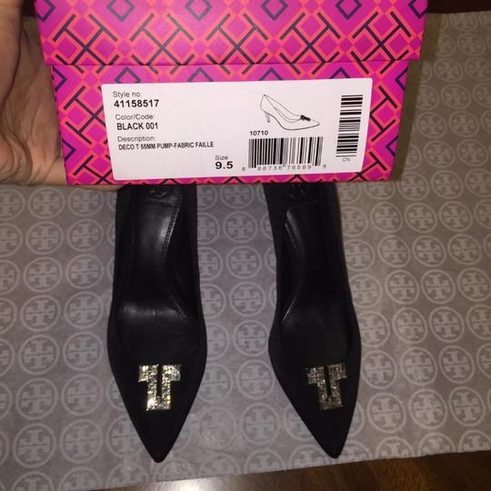 Tory Burch Black Pumps Image 6