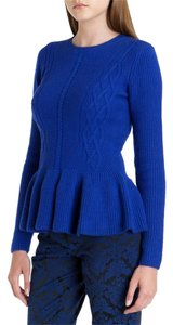 Ted Baker Jumper Peplum Rib Sweater