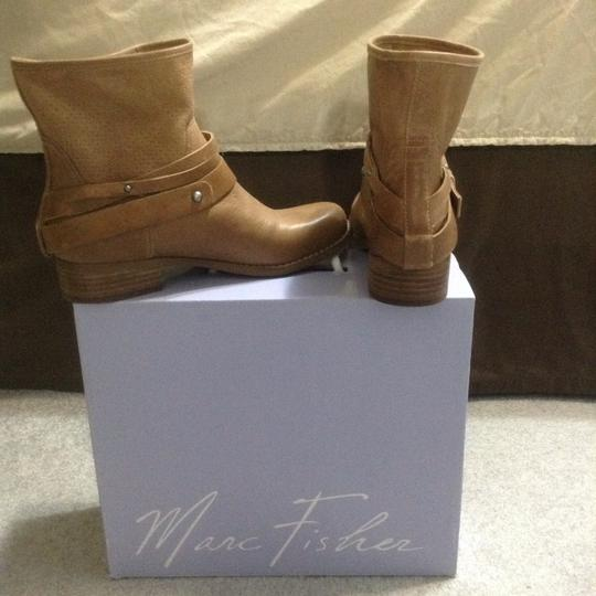 Marc Fisher Tan Boots Image 2