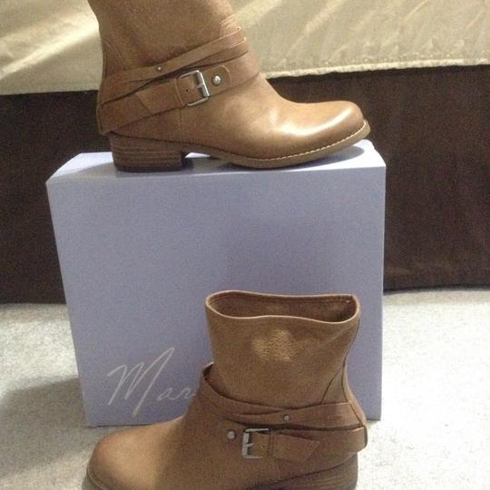 Marc Fisher Tan Boots Image 3