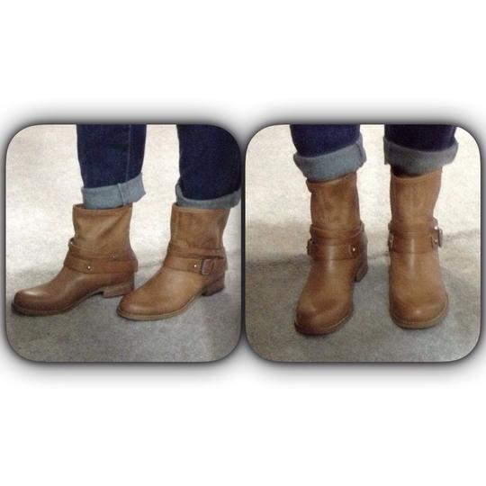 Marc Fisher Tan Boots Image 4