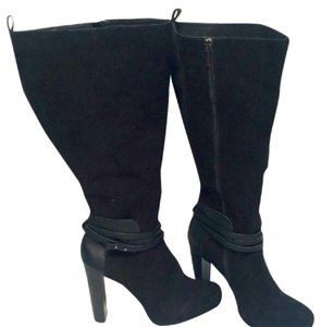 Torrid Boot Plus-size Black Boots