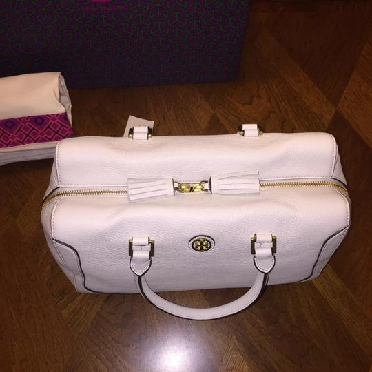 Tory Burch Satchel in New Ivory Image 4