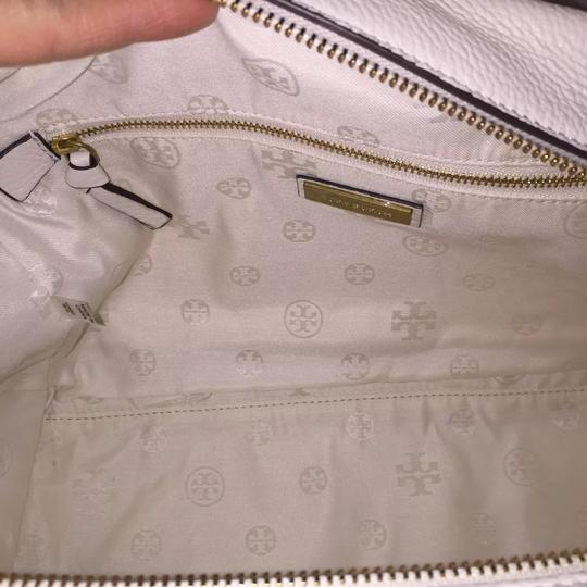 Tory Burch Satchel in New Ivory Image 5