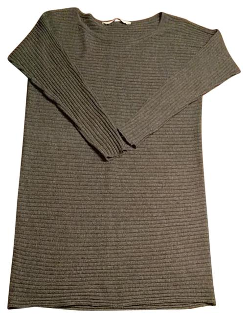 Preload https://img-static.tradesy.com/item/20512977/athleta-heather-grey-merino-wool-ribbed-mid-length-workoffice-dress-size-10-m-0-1-650-650.jpg